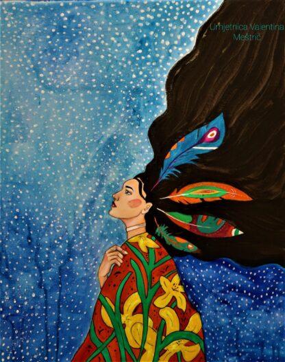 Vulcanus Svjetleca boja za slikarstvo Valentina Mestric