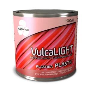 Svjetleća boja za plastiku